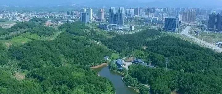 怀化碧桂园相邻的最大城市公园,岩门公园开放啦!